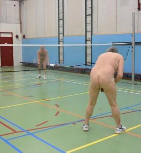 badminton foto, origineel